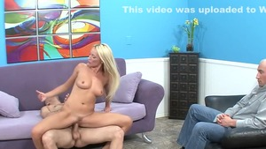 Hardcore sex escorted by MILF Diana Doll