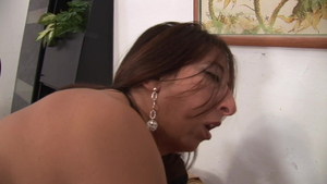 Hardcore anal fucks accompanied by Veronica Rossi