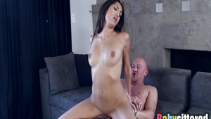 Fucking together with thick latina babe Chloe Amour