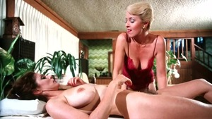 Mature Ron Jeremy with Kay Parker cock sucking