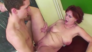 Young german mature Pussy fucked in the school