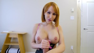Katie Banks first time does what shes told