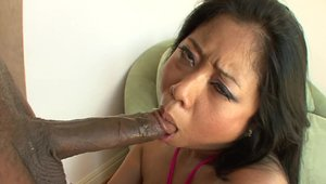 Rico Strong in tandem with Kya Tropic interracial fucking